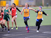 Greenfield girls track aiming for HHC breakthrough