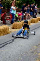 Cub Scouts make, race derby cars in New Palestine