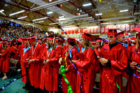 Class of 2015 graduation - By the numbers