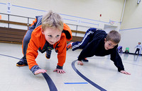 After-school exercise program helps Weston Elementary students
