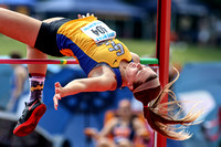 IHSAA girls state track and field finals