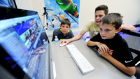 Mt. Vernon youngsters learn animation, filmmaking