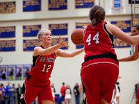 G-C girls team up for win