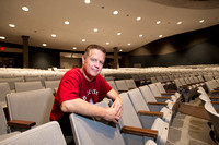 High school drama director brings vision to program