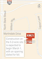 Kohl???s, PetSmart lay out plans for Greenfield stores