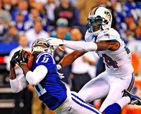 NFL:Miami Dolphins at Indianapolis Colts