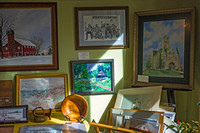 Painter captures county history