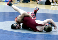 Mt. Vernon wrestler closing on state-level goal