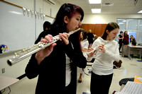 Students compete in district music contest