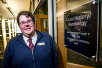 Librarian named first county genealogist