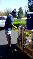 Church small group meets to brew beer
