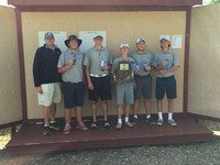 Champions at last - Marauders win 1st sectional golf title