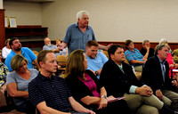Residents, officials debate primary debacle