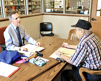 Lawyer at the Library shows need for help