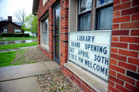 Wilkinson opens library at town hall, alleviates long drives for residents