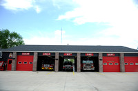 Construction nears on new fire station
