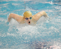 The New Wave - Freshmen swimmers help Cougars stay on top