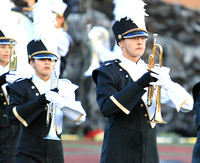 Band of Marauders performs in state competition