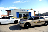 Robbery reported at Greenfield bank