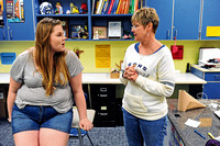 Repeated hardships shape Greenfield senior's high school career