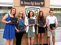 Mt. Vernon seniors set record for scholarships and awards