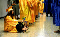 Ready for the future: Greenfield-Central conducts graduation