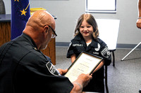 Fortville PD welcomes 5-year-old officer