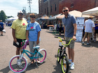 Downtown Greenfield festival mixes fun, fitness