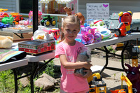 "Former ""Riley kid"" hosts toy sale to benefit hospital"