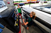 Summer gas prices keep rising