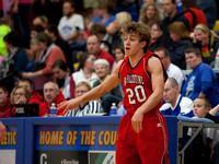 Curry sends New Palestine to OT victory