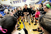 Mt. Vernon volleyball comes up short vs. Tigers