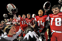 New Palestine vs. New Prairie - State title notebook