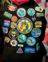 Across the globe - Scouts participate in World Thinking Day