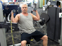 What's your workout - Russ Ruggles