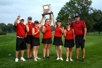 Dragons golfers finish 12th in state