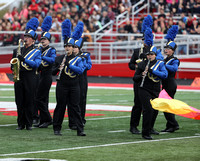 Greenfield-Central, New Palestine marching bands advance to semistate