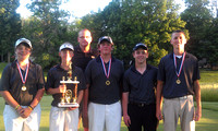 Mt. Vernon, Alexander still county golf kings