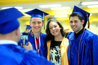 PHOTOS - Greenfield-Central graduation