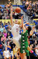 Greenfield-Central girls take control of HHC