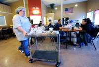 Use of food pantries, kitchen growing in county