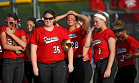 Franklin tops New Pal softball 1-0 in Sectional 13 title game