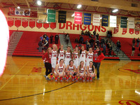 New Palestine conquers invitational