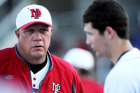New Palestine coach Lyons helps team roar when postseason play arrives