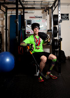 Greenfield's Devon Brown lives, breathes OCR lifestyle