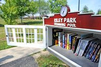 Little libraries that foster reading coming to parks