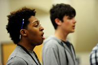 Students prepare for Carnegie Hall