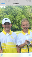 Pendleton Golfers compete for state title
