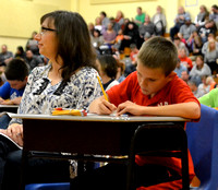 Area students compete in annual Spell Bowl