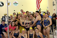 Prep Wrap - G-C girls win season-opening swim meet